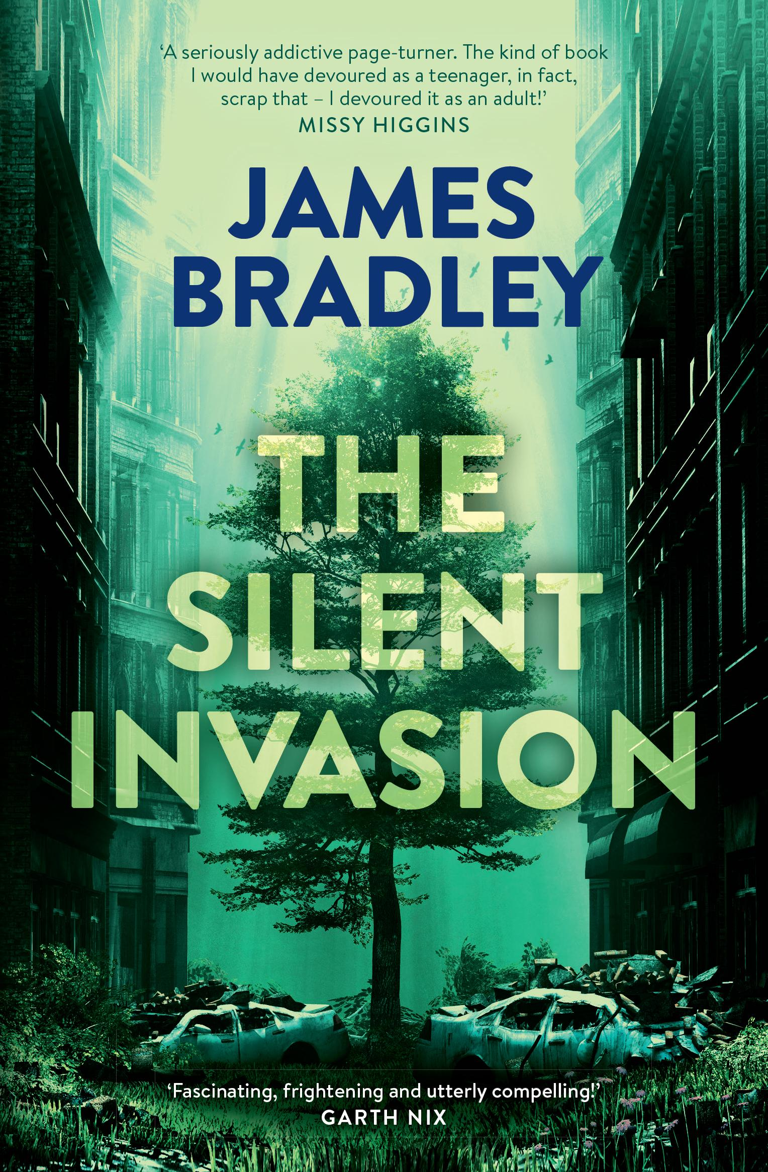 The Silent Invasion: The ChangeTrilogy1