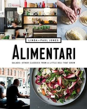 Alimentari: Salads and other classics from a little delithatgrew