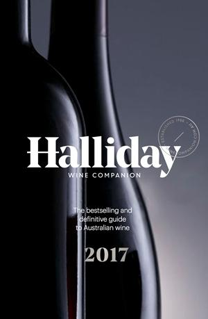 Halliday Wine Companion 2017: The Bestselling and Definitive Guide to AustralianWine