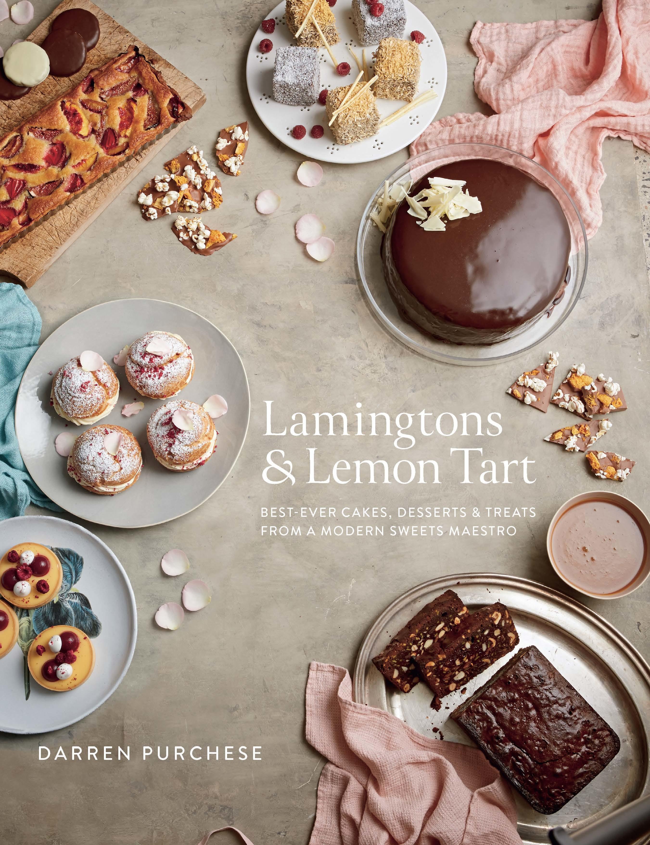 Lamingtons AndLemonTart