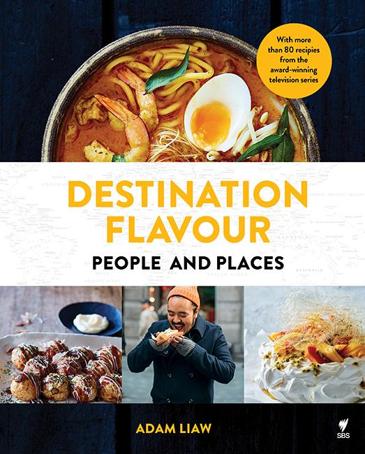 Destination Flavour: People and Places