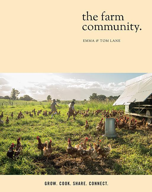 The Farm Community: Grow. Cook.Share.Connect.