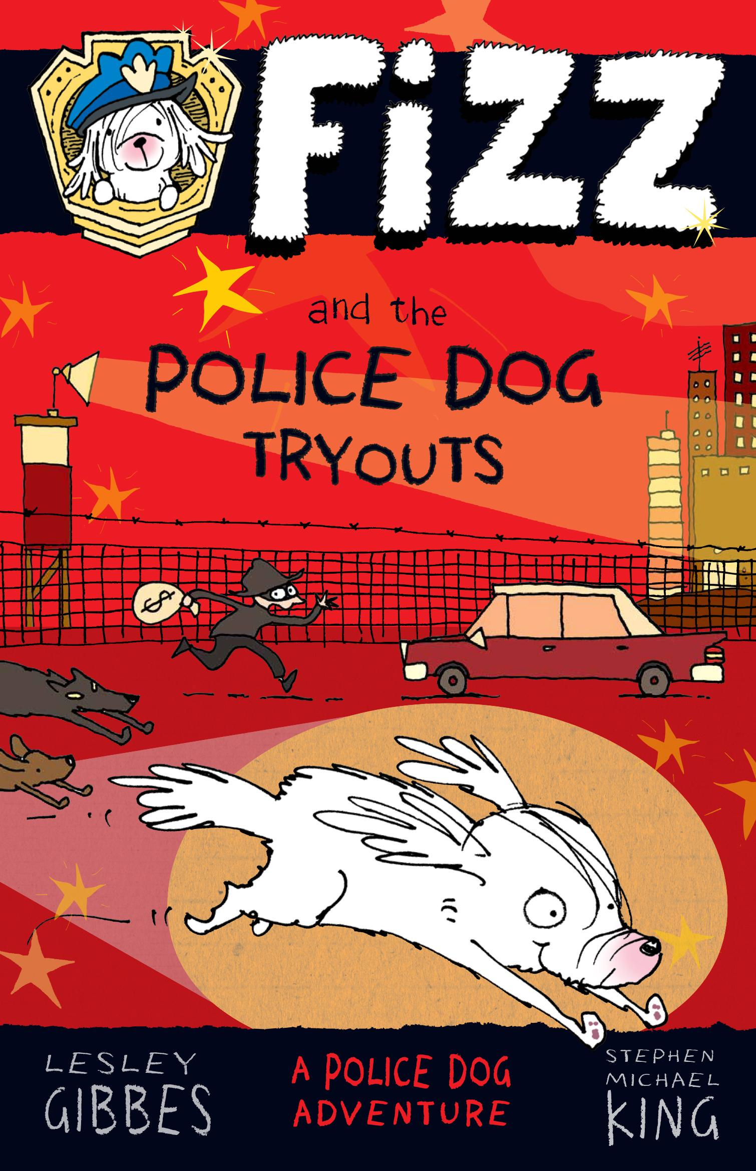 Fizz and the Police Dog Tryouts: Fizz 1