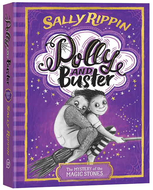 The Mystery of the Magic Stones: Polly and Buster Book Two