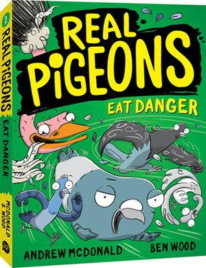 Real Pigeons Eat Danger
