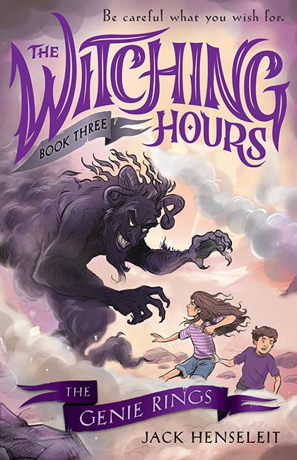 The Genie Rings (The Witching HoursBook3)