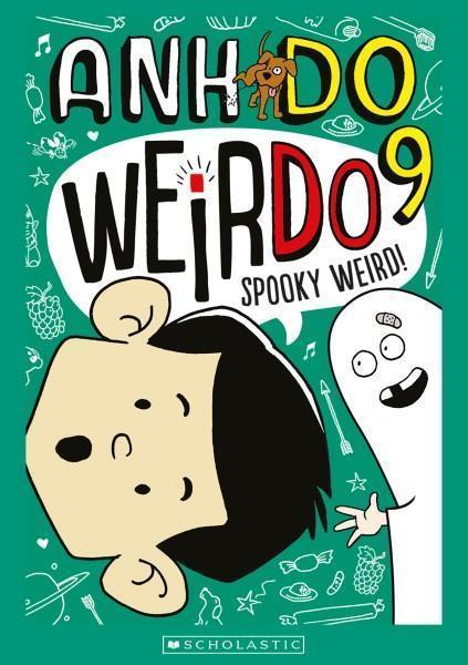 Weirdo #9:SpookyWeird!