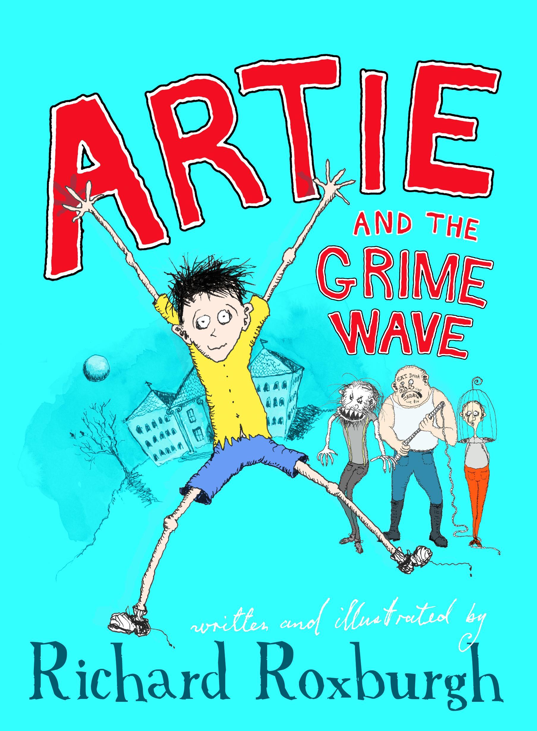 Artie and theGrimeWave