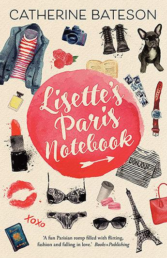 Lisette's Paris Notebook