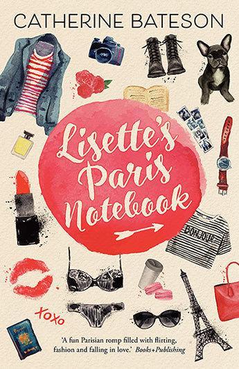 Lisette's ParisNotebook