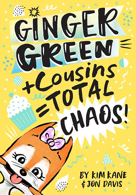 Ginger Green + Cousins =TOTALCHAOS!