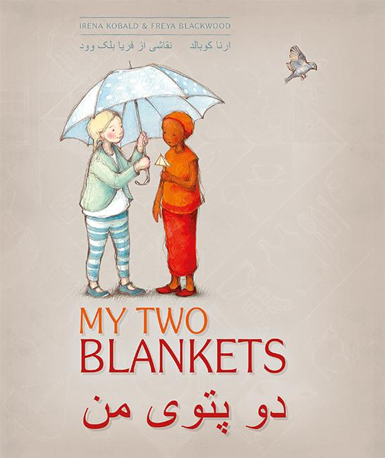 My Two Blankets: Farsi andEnglishedition