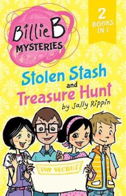Stolen Stash +TreasureHunt