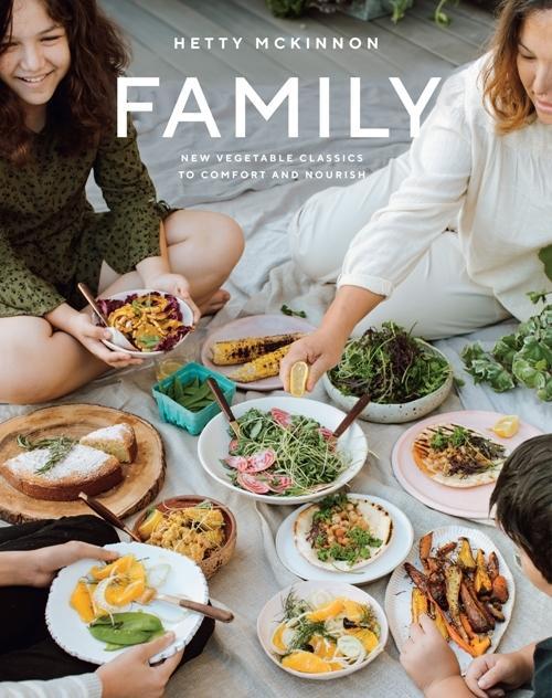 Family: New vegetable classics to comfortandnourish