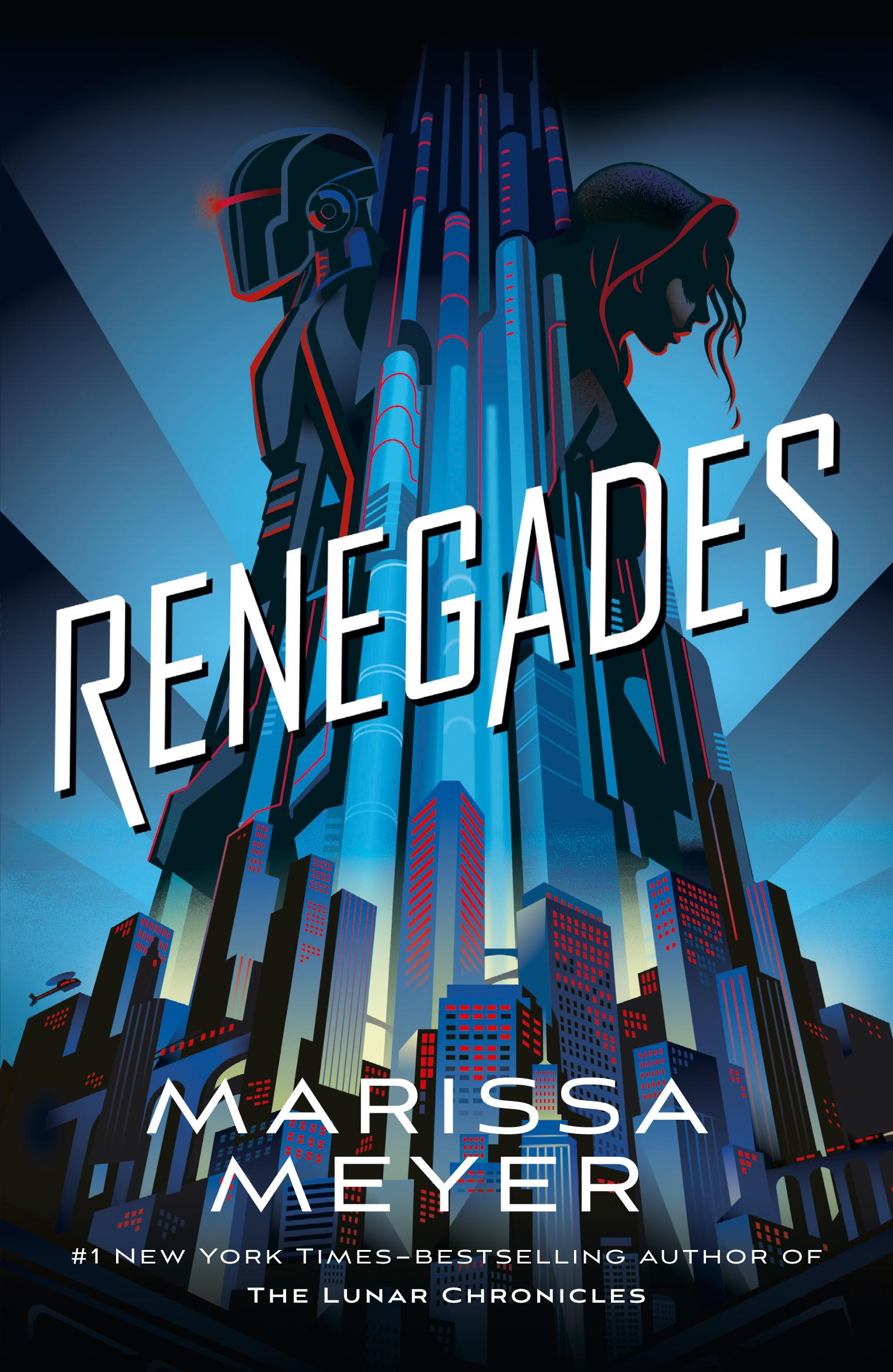 Renegades: RenegadesBook1