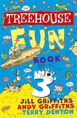 The Treehouse FunBook3