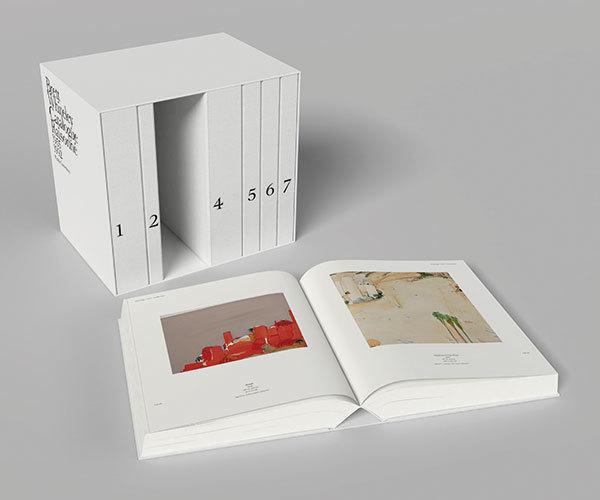 Brett Whiteley: Catalogue Raisonne: 1955–1992(7volumes)