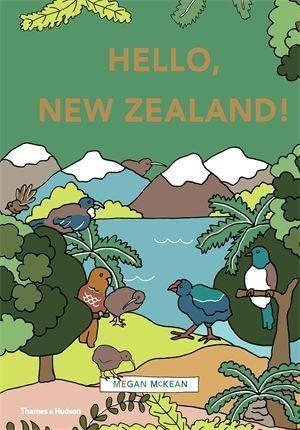 Hello, New Zealand!