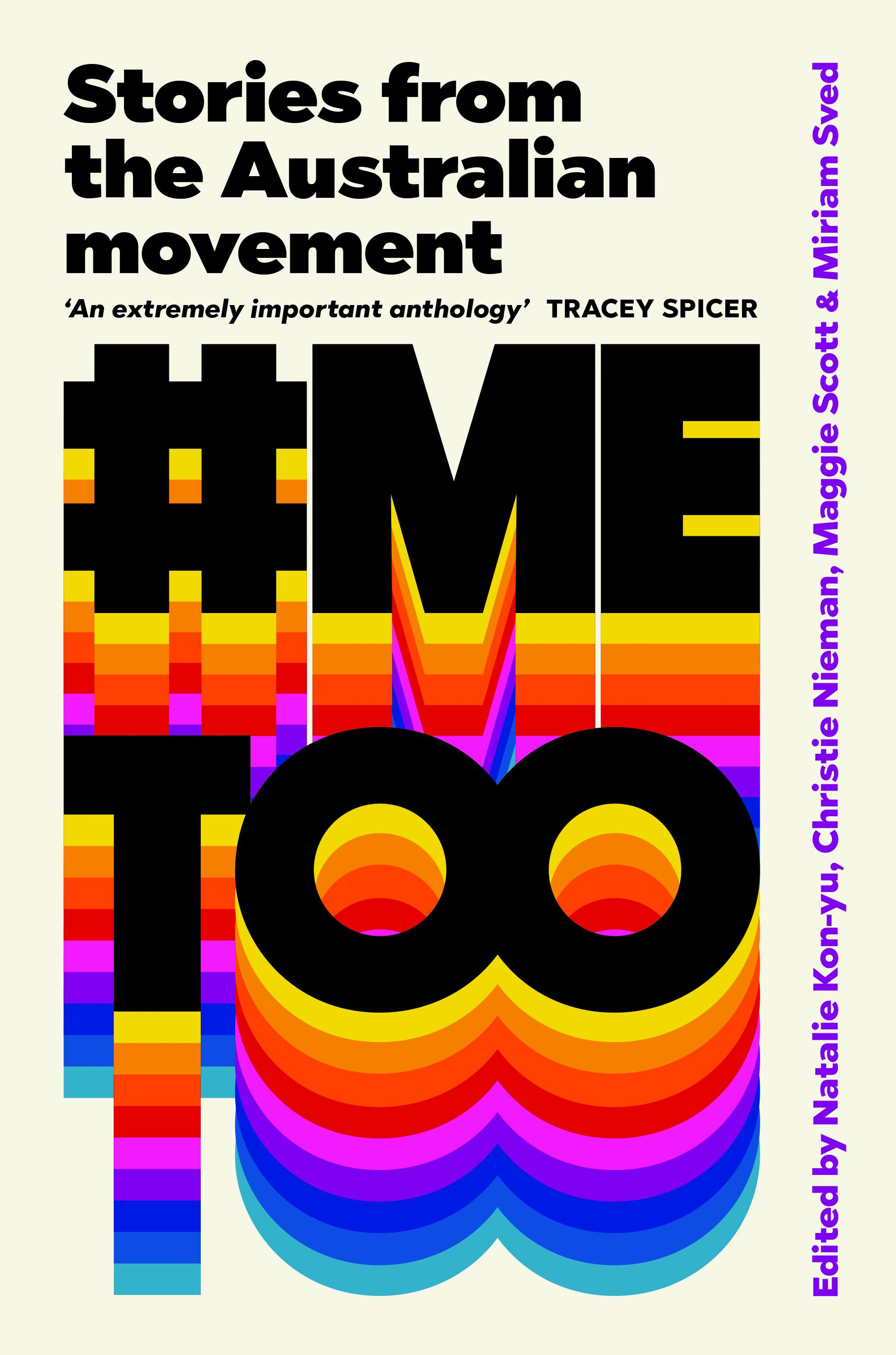 Event: Book launch: #MeToo: Stories from the Australian