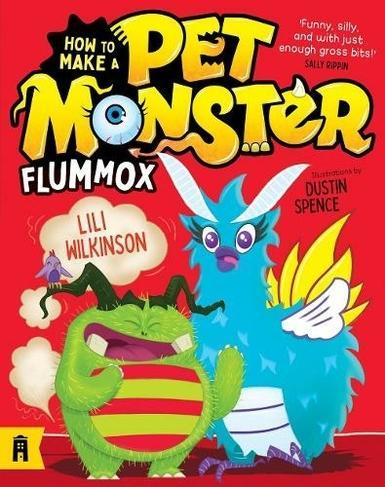 Flummox (How to Make a Pet Monster,Book2)