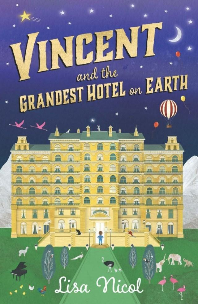 Vincent and the Grandest HotelonEarth