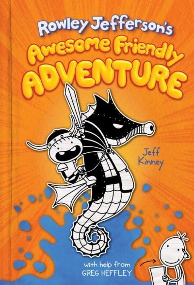 Rowley Jefferson's AwesomeFriendlyAdventure