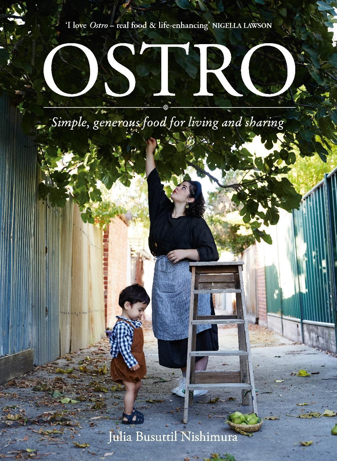 Ostro: Simple, Generous Food for LivingandSharing