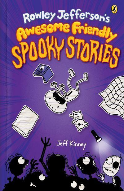 Rowley Jefferson's Awesome FriendlySpookyStories