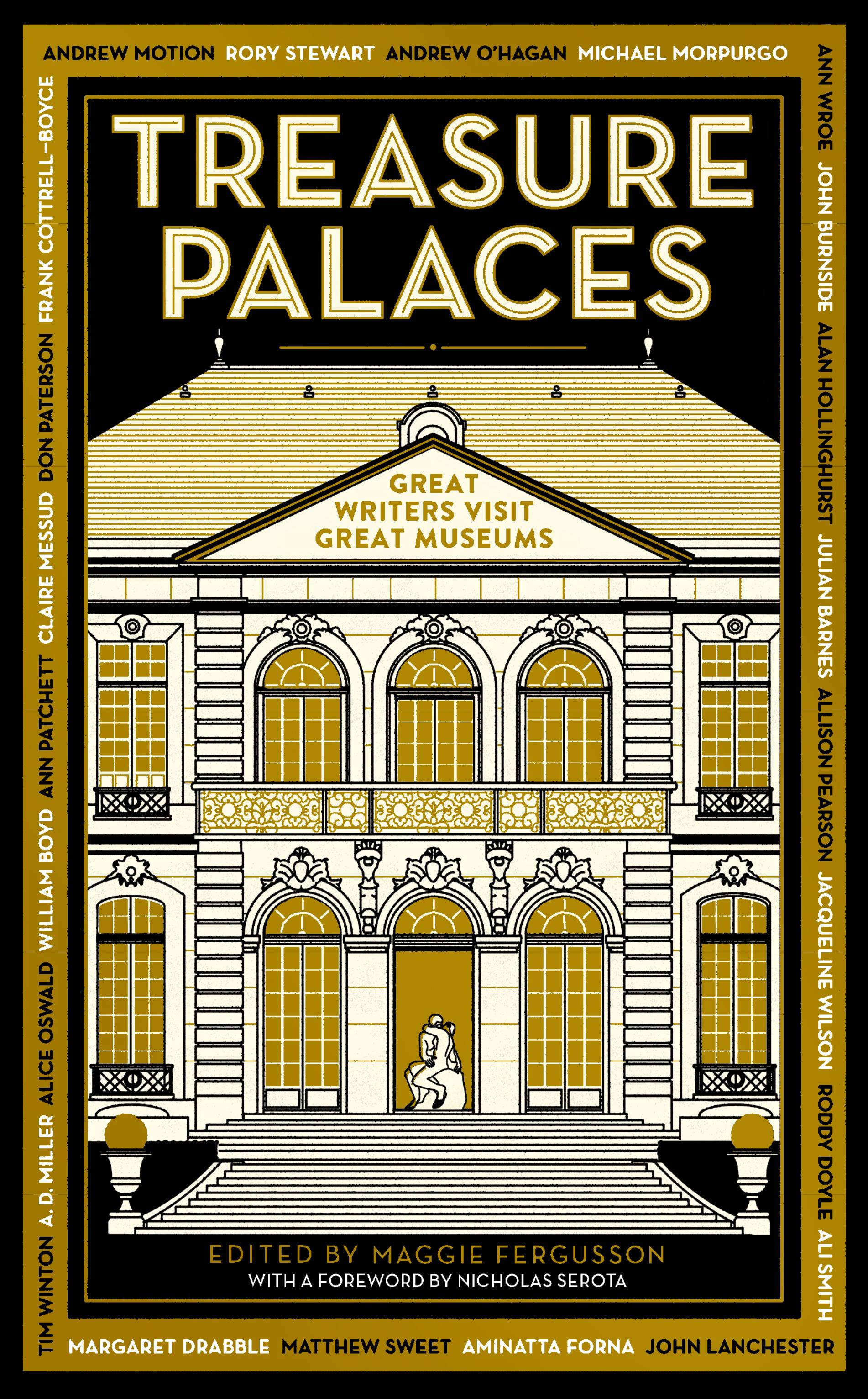Treasure Palaces: Great Writers VisitGreatMuseums