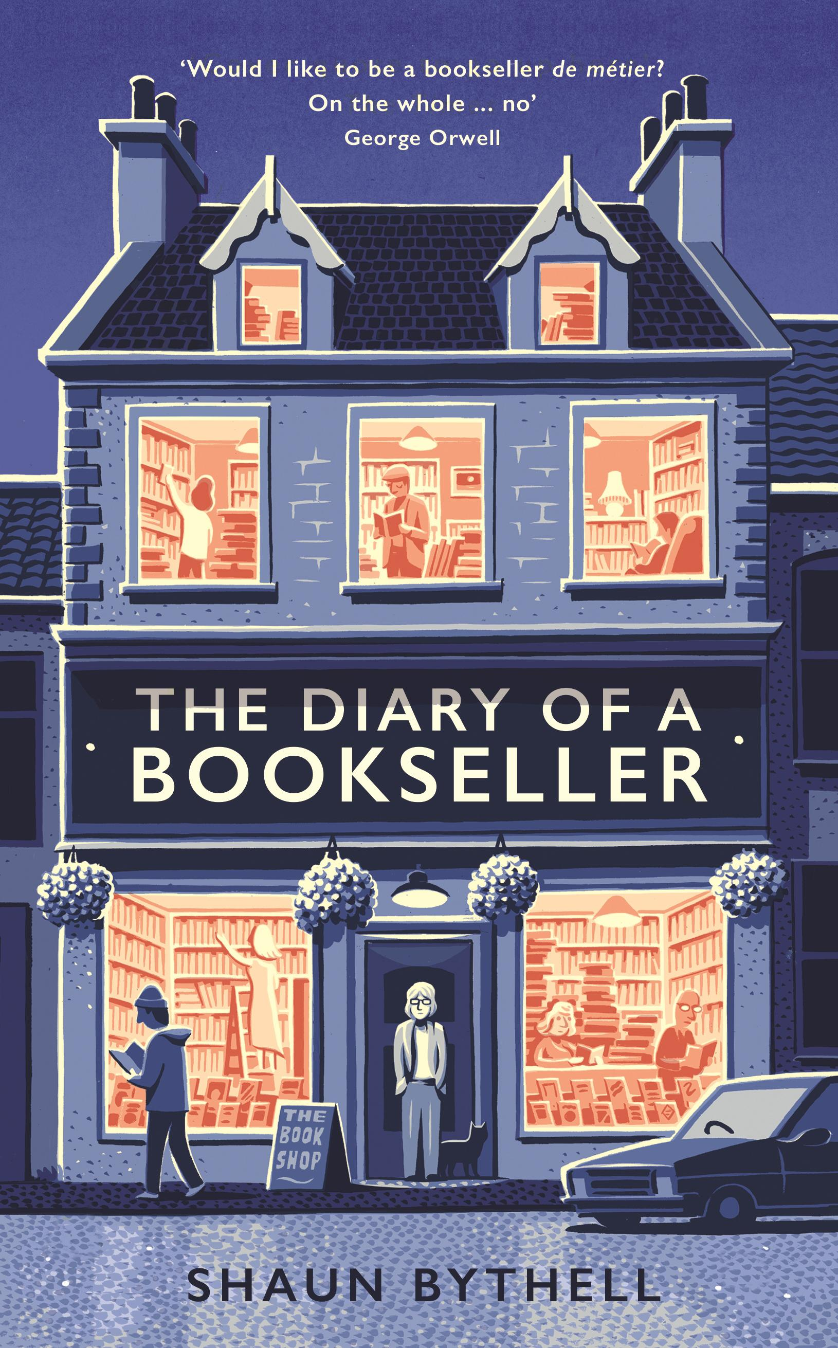 The Diary ofaBookseller