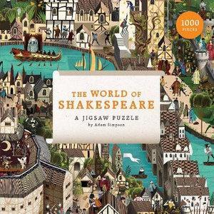 Jigsaw Puzzle: The WorldOfShakespeare