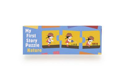 My First StoryPuzzleNature
