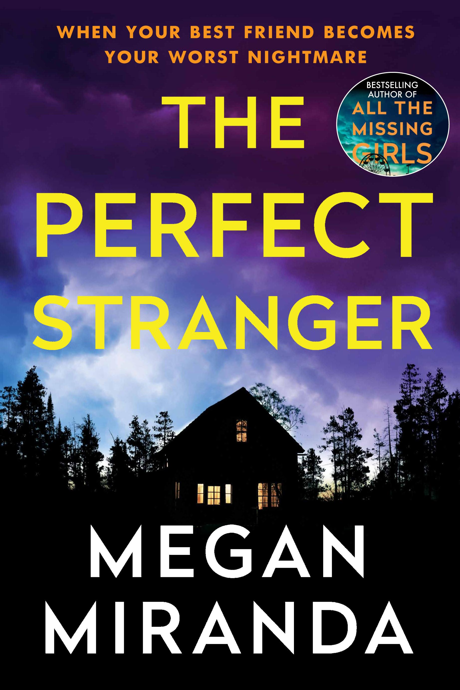 The Perfect Stranger: A twisting, compulsive read perfect for fans of Paula Hawkins and Gillian Flynn