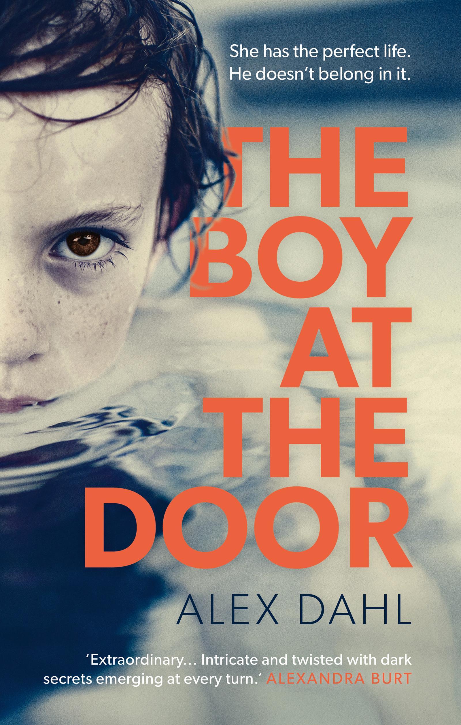 The Boy attheDoor