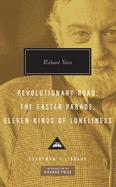 Revolutionary Road, The Easter Parade, Eleven KindsofLoneliness
