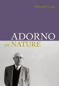 Adorno onNature
