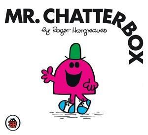 Mr Chatterbox V20: Mr Men and Little Miss