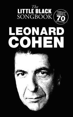 The Little Black Songbook:LeonardCohen