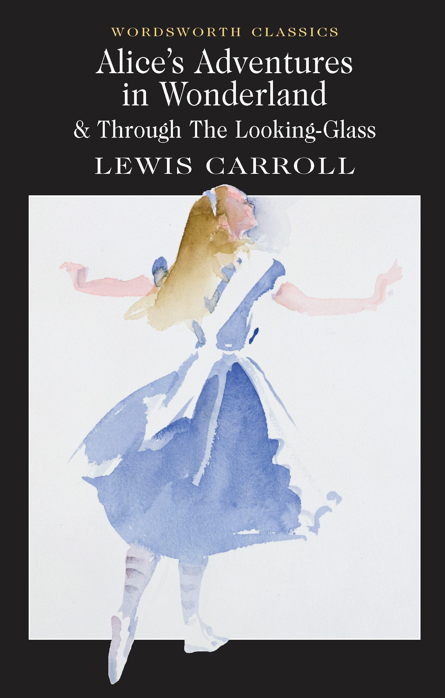 the conflicts and characters in lewis carolls alice in wonderland