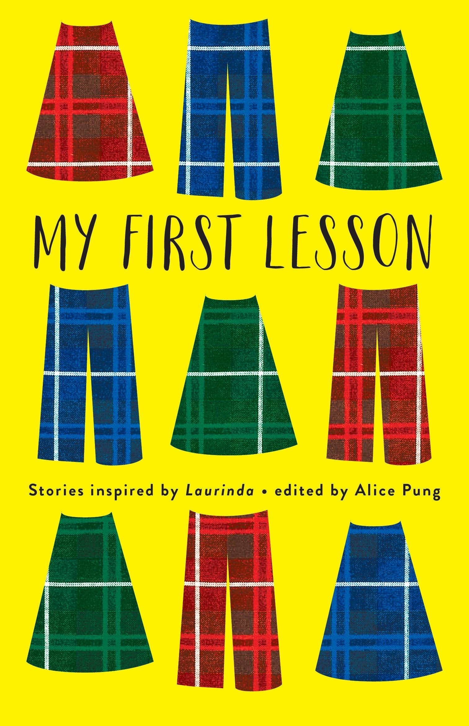 My First Lesson: Stories Inspired by Laurinda