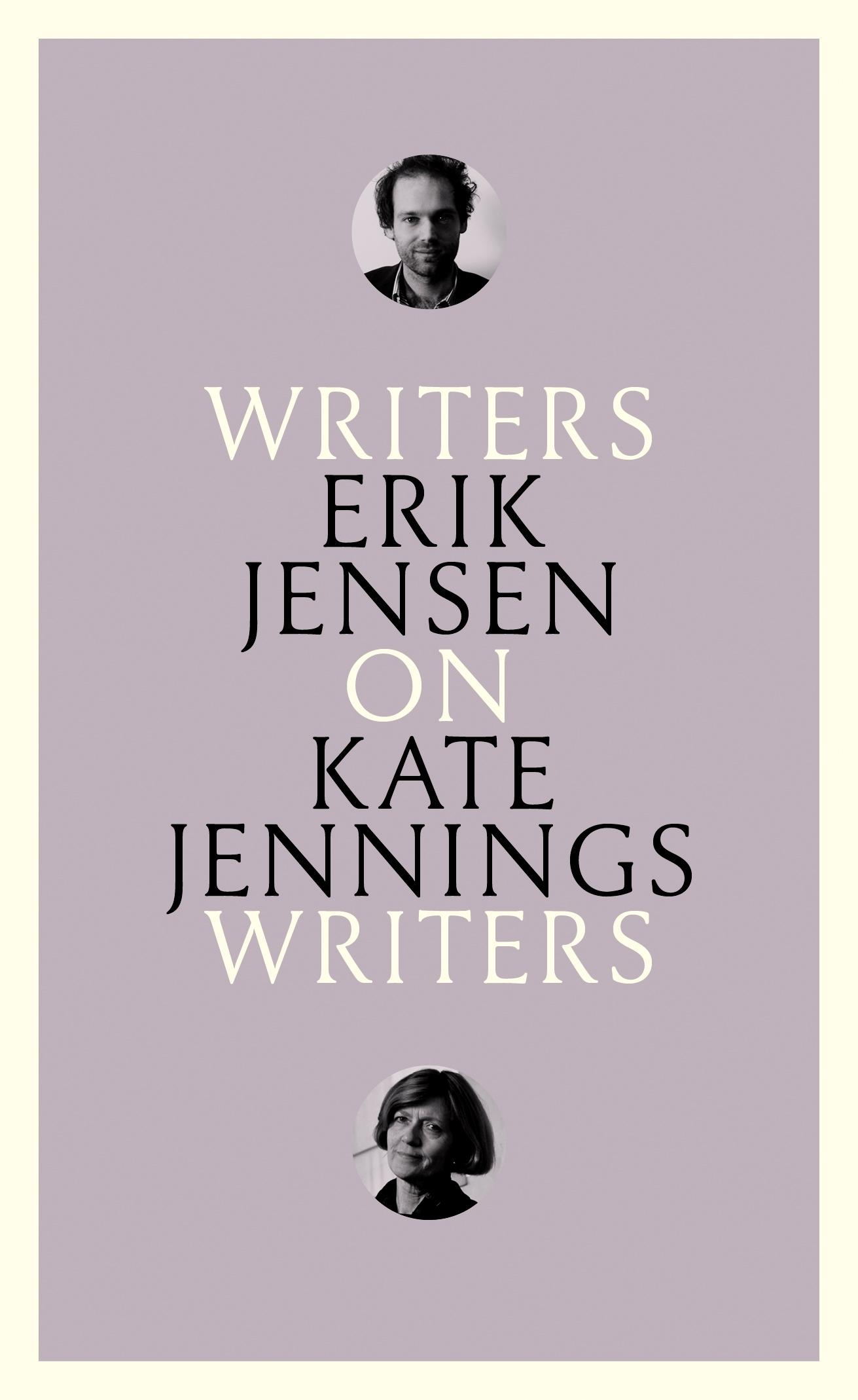 On Kate Jennings: Writers on Writers