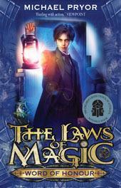 Laws Of Magic 3: WordOfHonour
