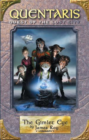 Gimlet Eye, The (Book #3): QUENTARIS #2: QUEST OF THE LOST CITY