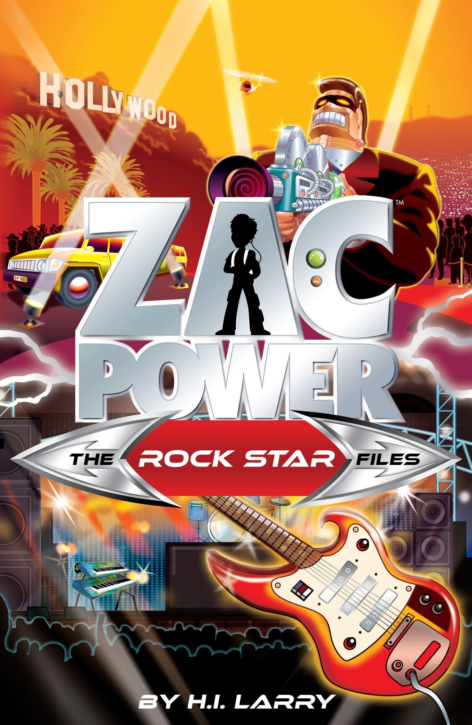 Zac Power: The RockStarFiles