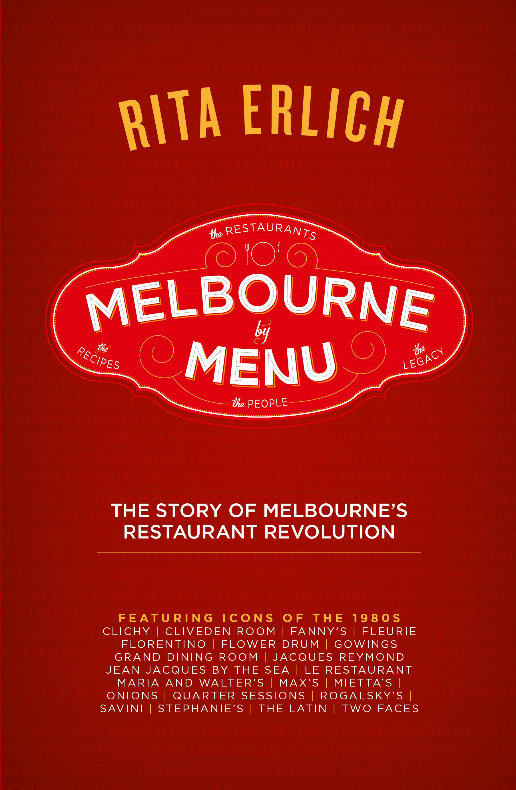 Melbourne by Menu