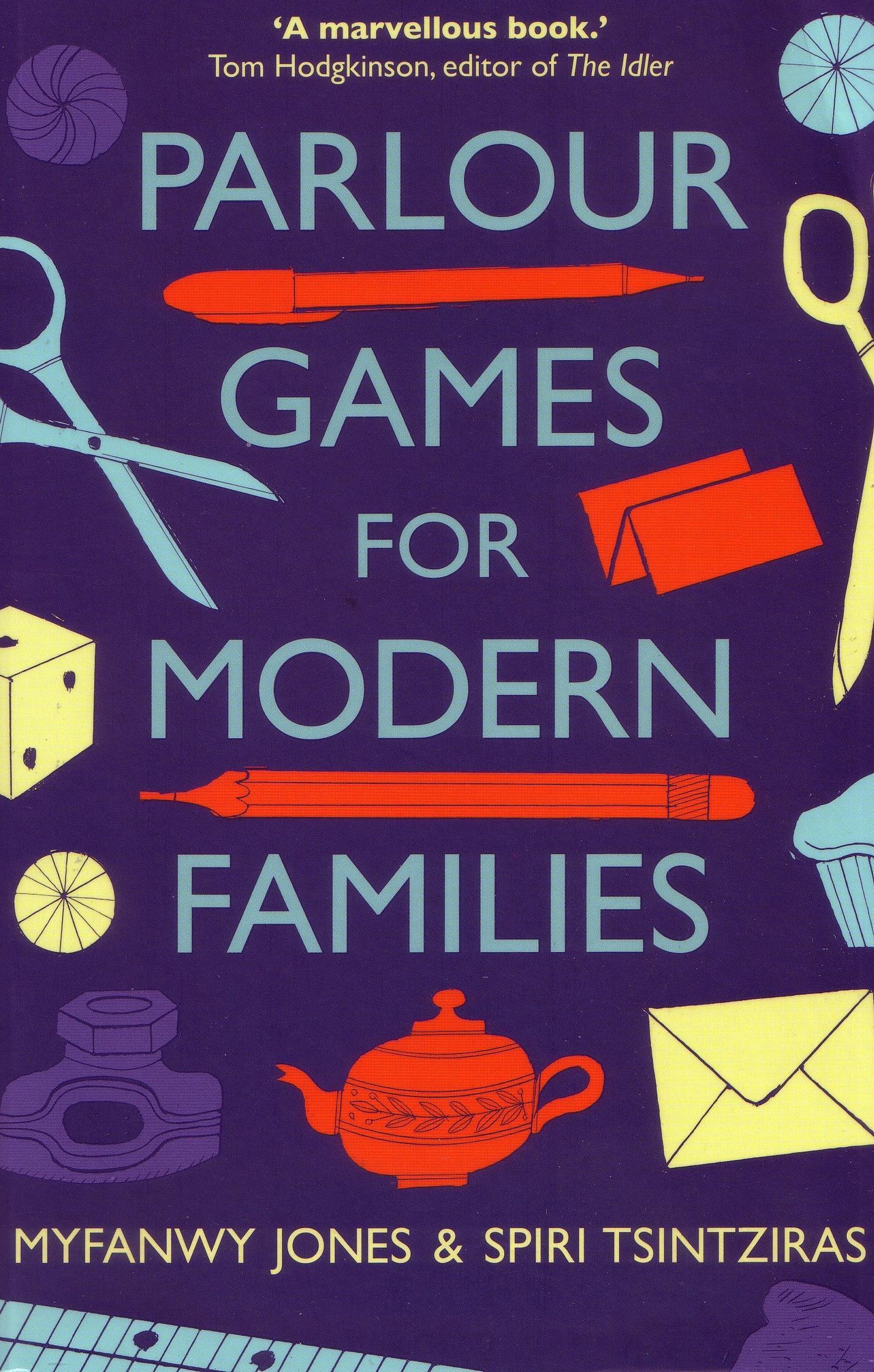 Parlour Games forModernFamilies
