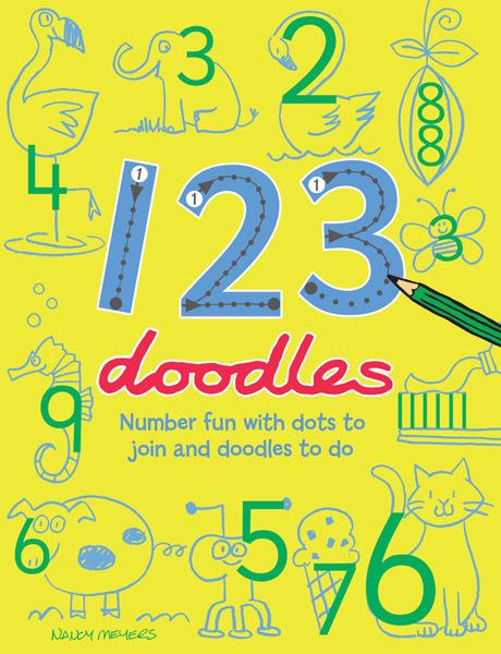 123 Doodles: Number Fun with Dots to Join and Doodles to Do
