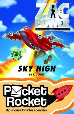 Zac Power -SkyHigh
