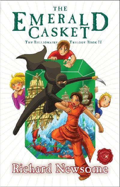The Emerald Casket: The Billionaire Series Book 2