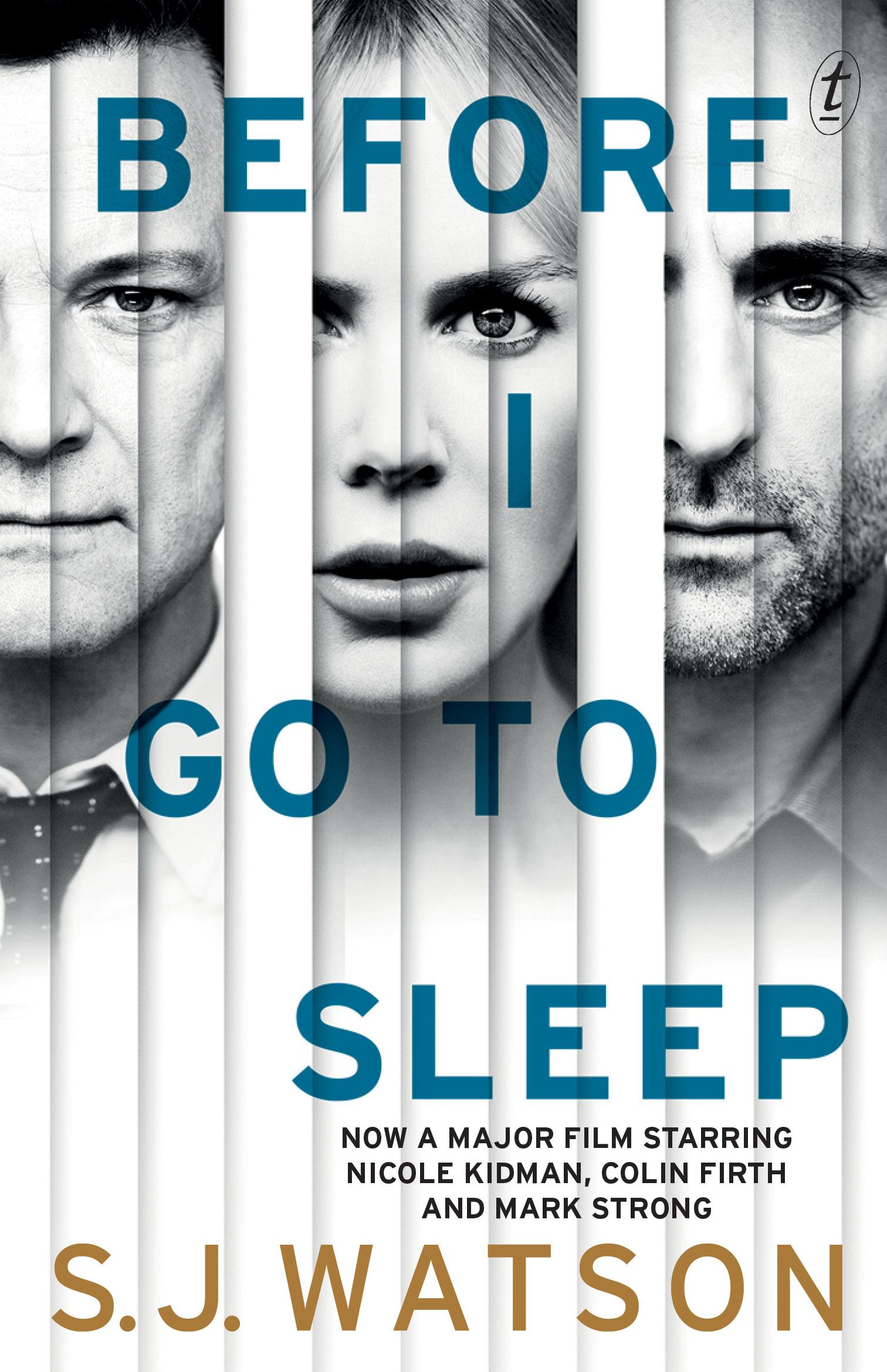 Before I Go To Sleep (Film Tie-In)